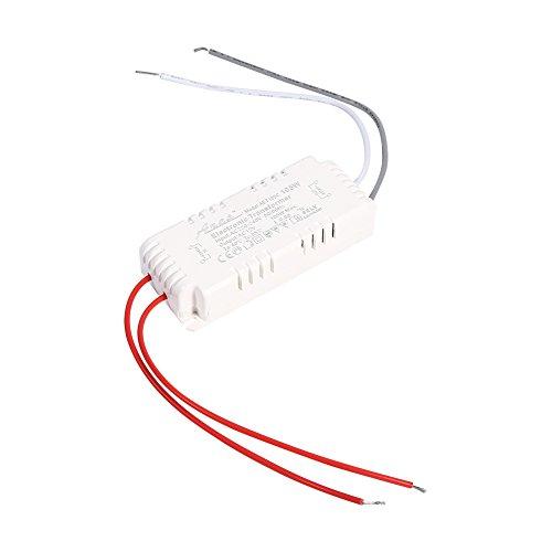 AC12V Electrónico Transformer Volatage Led Ligero Lámpara Bulbo Conductor Fuente de alimentación Converter Nuevo Socialme-EU