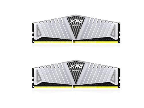 XPG Z1 DDR4 3000MHz (PC4 24000) 16GB (2x8GB) Gaming Memory Modules, Silver (AX4U300038G16-DSZ1). Buy it now for 71.99