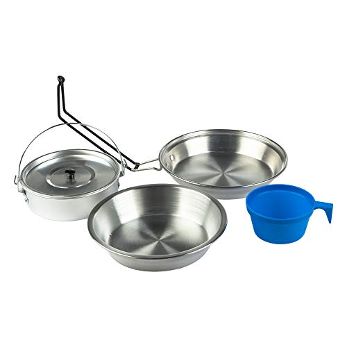 Aktive Sport 52795 - Set cocina camping