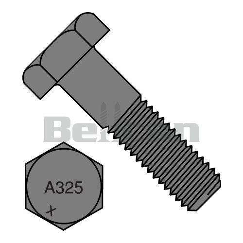 bc-6264a325–1pesados tornillos estructurales hexagonal A325–1, 5/8–11x 4(caja de 100)