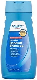 Equate Medicated Dandruff Shampoo, 11 Fl Oz