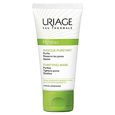 Hyseac by Uriage Eau Thermale Purifying Mask 50ml from Uriage Eau Thermale