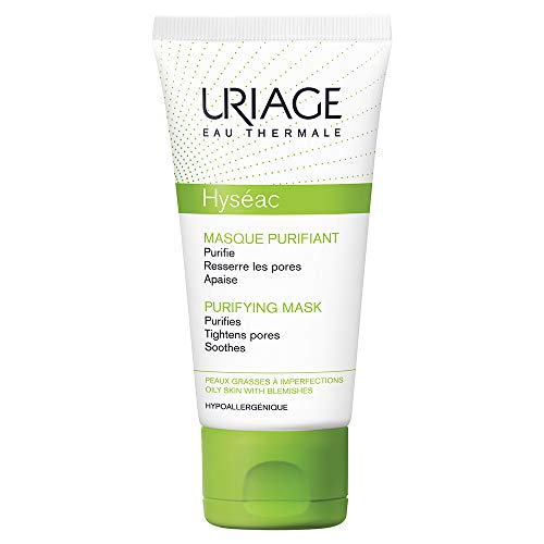 Uriage Hyséac Dermo Purifying Mask 50ml