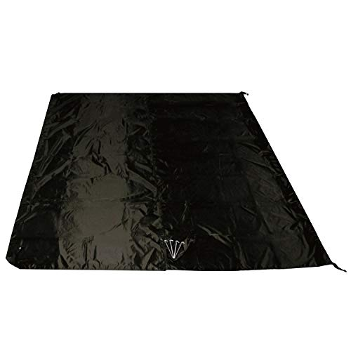 PahaQue Footprint for Bear Creek Solo, Single Person Tent Ground Tarp with Stakes, Camping, Hiking, Backpacking