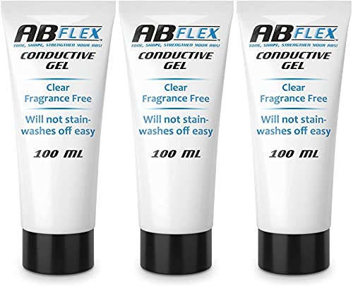 Best Conductive Gel - 100mL - For TENS, EMS or Ab Flex Ab Belt (3)