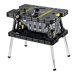 Keter folding work table review