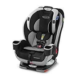 This image shows Graco Extend2Fit 3-in-1 which is one of the safest convertible car seat in my review