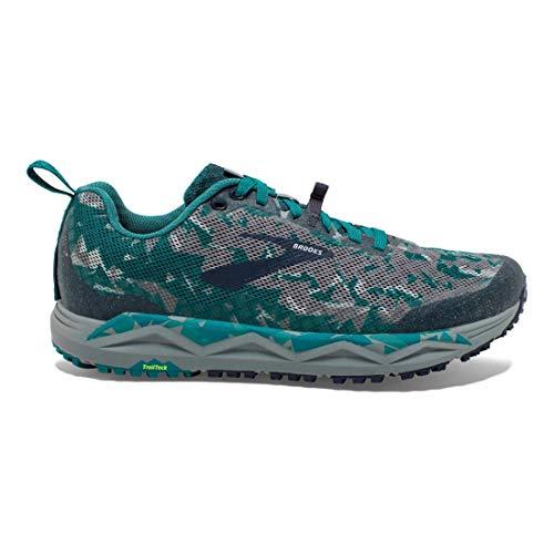 Brooks Caldera 3, Chaussures de Running Homme, Bleu (Blue/Grey/Navy 493), 44 EU