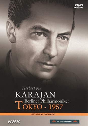Herbert von Karajan: Tokyo 1957 [DVD] [Alemania]