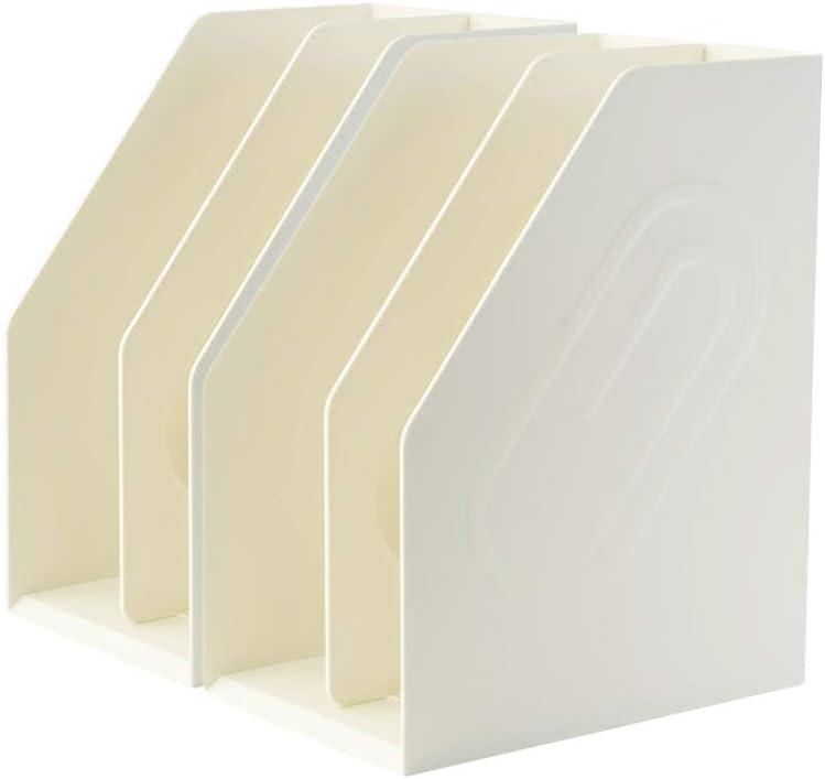 Lunmore Phoenix Mall Magazine File Holder Ranking TOP2 Rack Desk Book Organi Bins