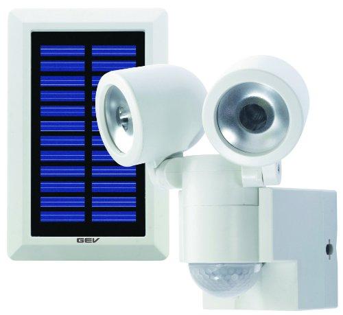 GEV 841 Projecteur LED solaire Duo 130° LPL