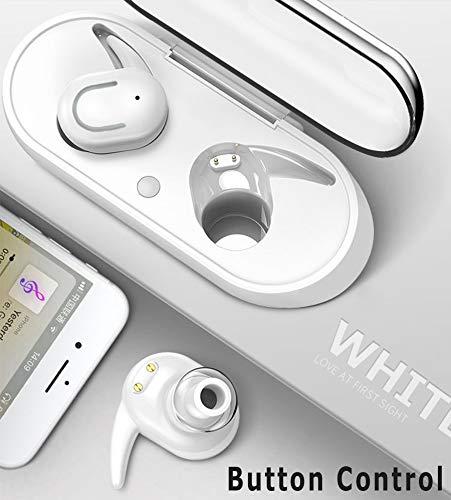 DX YJXD Jij eerst draadloze bluetooth-hoofdtelefoon Sport Stereo TWS Bluetooth 5.0 hoofdtelefoon oortjes draadloze hoofdtelefoon Bluetooth