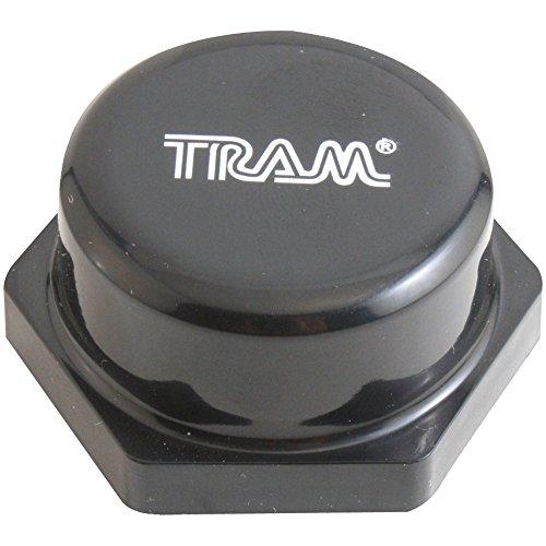 1 - NMO Rain Cap, Protects mounts when antenna is taken off, Fits all NMO mounts, Black heavy-duty plastic