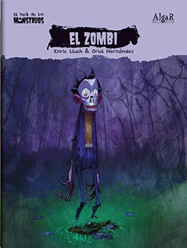 El zombi: 4 (El baúl de los monstruos