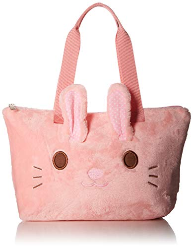 Pink Bunny Purse for Girls - perfect for play at home dress up for toddlers