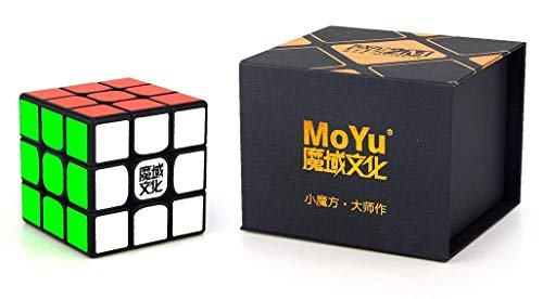 Moyu Weilong GTS2 M Magnetic Version Magic Cube 3x3x3, Stickerless