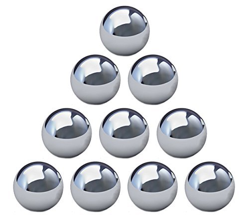 Four Brothers Spacerail Balls (Pack of 10)