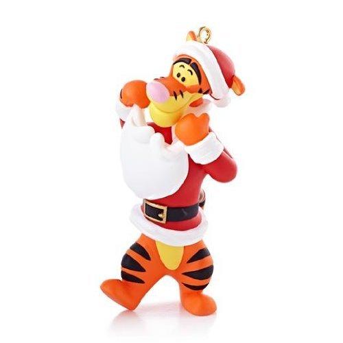 A Bounci-Ful Christmas Winnie the Pooh 2013 Hallmark Ornament