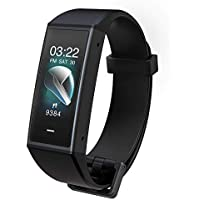 Wyze Band Activity Tracker with Heart Rate Monitor and Alexa Built-in (WWAB1)