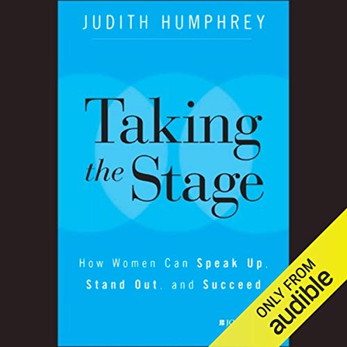 Taking the Stage cover art