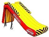 SportsStuff SPILLWAY Pontoon Slide, Yellow, Red (58-1350)