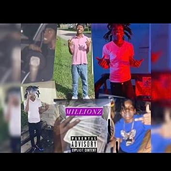 Millionz (feat. 36Peezy)