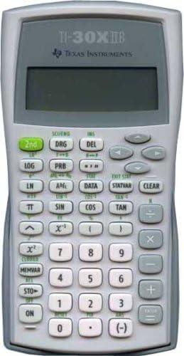 Texas Instruments TI-30XIIB Calculator Super famous Special SALE held Scientific