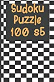 Sudoku Puzzle 100 s5: Sudoku 100 Puzzles with Solutions