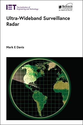 Ultra-Wideband Surveillance Radar (Radar, Sonar and Navigation)