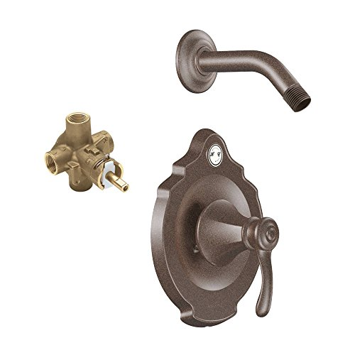 Moen KSVE-P-T2502NHORB Vestige Showerhead, Oil Rubbed Bronze