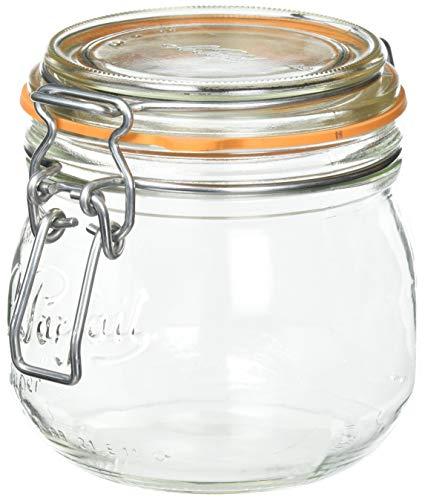 フランス製 保存瓶 ル・パルフェ 500ml 49585
