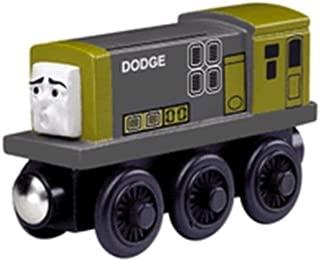wooden railway splatter and dodge
