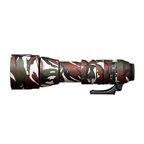 EasyCover Lens Oak Green Camuflaje para Tamron 150-600 mm f/5-6.3 Di VC USD G2