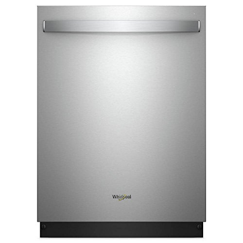 Whirlpool WDT750SAHZ Fully Integrated Built-In Stainless Steel...
