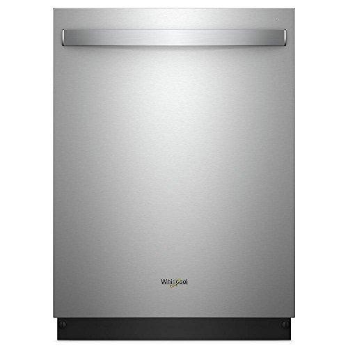 Lavavajillas Empotrable de Cocina Whirlpool 15 servicios WDT750SAHZ de 61 cms (24 pulgadas) en Acero…