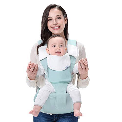 Porte-bébé Siège bébé près du Corps Tabouret à la Taille Quatre Saisons Siège arrière Peut être serré dans Ses Bras ( Color : C )