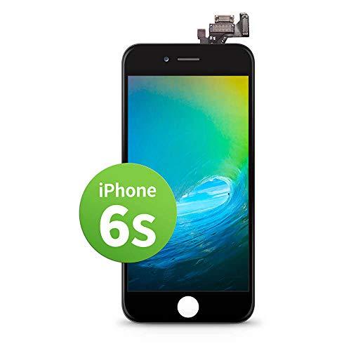 GIGA Fixxoo iPhone 6s Display in A+ Qualität | Austausch-Display iPhone 6s mit voller Farbechtheit und Perfekter Passform | iPhone 6s Screen in überragender Qualität | iPhone Display Retina LCD