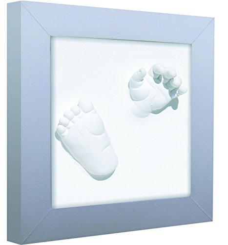 Xplorys 130012 Happy Hands fotolijsten Deluxe 3D, zilverkleurig