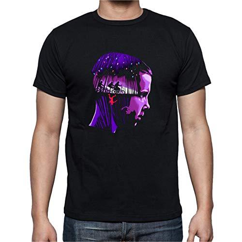 Camiseta de Hombre Stranger Things Eleven 11 El Otro Lado M