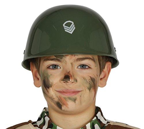 Guirca- Casco militar infantil, u (13686.0)