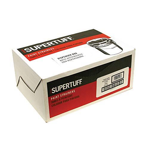 Trimaco SuperTuff Regular Mesh/Elastic Top Bag Strainers, 1 gallon, (25-Pack)