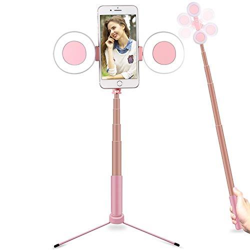Palo Selfie Bluetooth Circular Marca iEGrow
