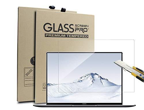 Panzerglas für Huawei MateBook X Pro Panzerglas Schutzfolie Screen Protector Zubehör Glas Folie HD Klar Displayschutz Folie für Huawei MateBook X Pro 13,9 Zoll