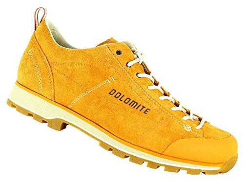 Dolomite Zapato Cinquantaquattro Baskets Basses Unisexe Adulte, Jaune, 7.5 (EU)