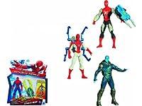 La collection comprend 10 figurines, chacun vendu séparément.
