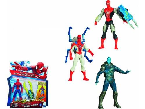 Hasbro - A5700E27 - Figurine Electro Spider-Man - 9.5 cm