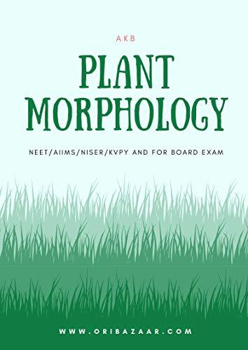 PLANT MORPHOLOGY (English Edition)