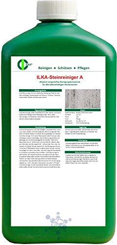 ILKA - Steinreiniger A für kalziumhaltige Steine - 1ltr