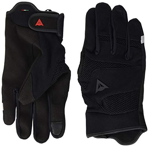 Dainese-DESERT POON D1 Unisex Handschuhe , Schwarz/Schwarz, Größe XXXL