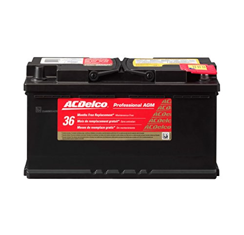 ACDelco Battery for Car Sound System